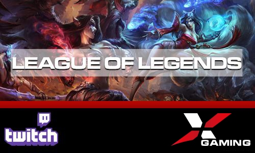 Oxxo gaming League of Legends